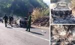 Vụ thi thể cháy đen trong ôtô: Chiếc xe của bí thư Đảng uỷ xã