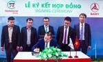 Trung Nam chi 66 triệu USD mua cần trục siêu tải phục vụ điện gió