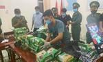 Chặt đứt đường dây vận chuyển 40kg ma túy từ Campuchia về Việt Nam