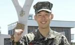 Son Heung-min đạt giải thưởng sau khi hoàn thành nghĩa vụ quân sự