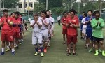 Sôi nổi giải bóng đá Báo Công an TPHCM mở rộng lần 2 - 2020