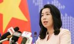 Việt Nam lên tiếng về thông tin Trung Quốc xây cáp ngầm ở Hoàng Sa