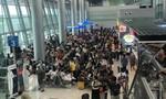 Hàng trăm chuyến bay bị ảnh hưởng do sự cố ở sân bay Tân Sơn Nhất