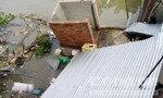 Sạt lở bờ rạch Cái Sao, 15 hộ dân di dời khẩn cấp