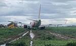 Tạm thu bằng lái 2 phi công vụ máy bay hạ cánh trượt đường băng