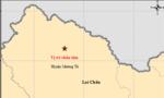 Động đất khiến sập trần trường mầm non ở Lai Châu, 4 cháu bé bị thương