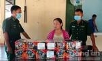 Bắt vụ vận chuyển 60kg pháo trái phép từ Lào về Việt Nam