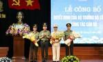 Công an  Hà Tĩnh, Nghệ An và Quảng Bình có giám đốc mới