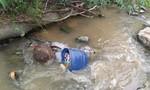 Phát hiện thi thể người đàn ông chết dưới suối