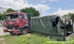 Container tông xe quân sự, 7 chiến sĩ thương vong