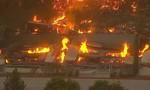 Cháy dữ dội kho hàng của Amazon ở Mỹ, thiệt hại hàng chục triệu USD