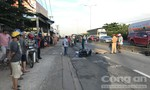 Thanh niên 18 tuổi bị xe tải cán chết trên quốc lộ 1 ở Sài Gòn