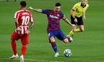 Barca chia điểm đáng tiếc, dù Messi ghi bàn thứ 700