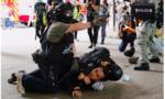 Biểu tình rầm rộ ở Hong Kong vào ngày đầu tiên luật an ninh có hiệu lực
