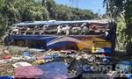 Tạm giam tài xế lái xe khách rơi xuống vực làm 6 người tử vong