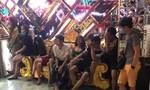 Hàng chục dân chơi phê ma túy trong các điểm ăn chơi ở Sài Gòn