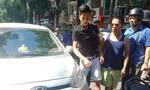 Truy đuổi thanh niên hất Công an lên nắp capô ôtô bỏ chạy gần 1km