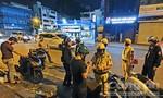 Đêm đầu tiên xuất quân trấn áp tội phạm bảo vệ Đại hội Đảng