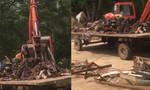 Vụ Công ty Shing Mark Vina: Phát hiện chôn lượng lớn chất thải nguy hại