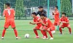Clip buổi đầu tập luyện của U-22 Việt Nam