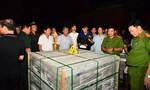 Bắt cựu cảnh sát Hàn Quốc cùng 40kg ma túy đá tại cảng Cát Lái
