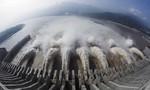 Mực nước hồ chứa đập Tam Hiệp lên mức cao kỷ lục