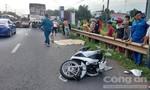 Xe tải cán bé gái 10 tuổi tử vong thương tâm trên quốc lộ 1