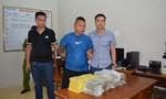 Kiểm tra ôtô tại trạm thu phí, phát hiện vali chứa gần 19kg heroin