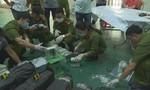 CSGT kiểm tra ô tô vi phạm, phạt hiện 200 kg ma túy đá