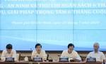 Chủ tịch UBND TPHCM: Có giải pháp ngăn chặn DN ngừng hoạt động