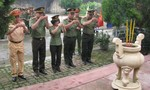 Tuổi trẻ Công an TPHCM tưởng nhớ Anh hùng Nguyễn Văn Trỗi
