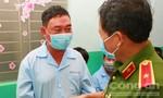 Công an TPHCM thăm, tặng quà CBCS điều trị tại bệnh viện