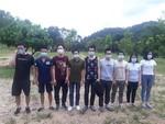 Bắt giam 6 đối tượng đưa người Trung Quốc nhập cảnh trái phép vào Việt Nam