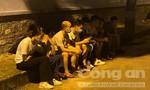 TPHCM: Công an tuần tra, bắt giữ 11 người Trung Quốc nghi nhập cảnh trái phép