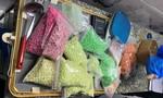 Bắt 76kg ma túy từ Campuchia về TP.HCM