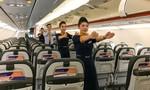 Pacific Airlines ra mắt đồng phục tiếp viên và bộ nhận diện thương hiệu mới