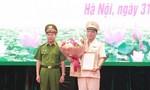 Thiếu tướng Nguyễn Hải Trung giữ chức Giám đốc Công an TP.Hà Nội