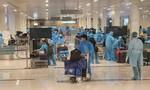 Thêm hơn 300 công dân từ Malaysia được đưa về nước