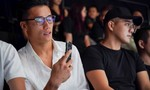 Bùi Tiến Dũng, Kaity Nguyễn đi xem thời trang