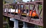 Clip hệ thống tàu hỏa mô hình lớn nhất thế giới