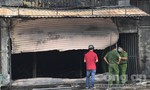 Cháy tiệm cầm đồ, 3 người tử vong