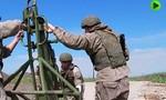 Clip pháo binh Nga trình diễn khả năng 'chạy bắn' thần tốc