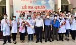 40 y bác sĩ từ Huế vượt đèo Hải Vân chi viện cho Đà Nẵng