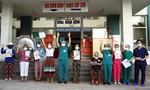 Nữ nhân viên Bệnh viện Đà Nẵng và 6 người chiến thắng COVID-19