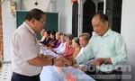 Bệnh viện Công an TPHCM: Chăm lo sức khoẻ cho gia đình chính sách