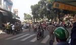 Nghi án người đàn ông bị đâm tử vong trong công viên ở Sài Gòn