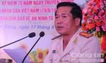 Công an An Giang gặp mặt nhân kỷ niệm 75 năm Ngày truyền thống CAND Việt Nam