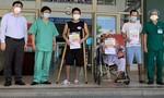 Thêm 9 bệnh nhân COVID-19 điều trị ở Đà Nẵng xuất viện