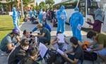 Hơn 700 người dân Quảng Ngãi mắc kẹt ở Đà Nẵng được đưa về nhà