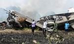 Rơi máy bay ở Nam Sudan, ít nhất 17 người thiệt mạng